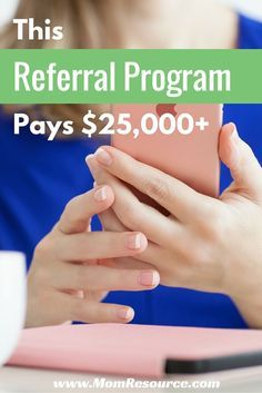 Referral marketing works best when you BELIEVE in the referral program. This is a referral program that I love to use myself, so I love to share it with others. If you shop online, this referral program is for you! If you blog or tweet, then this referral marketing idea is for you! via @momresource