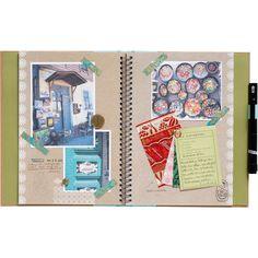 smash journal, the new scrapbook