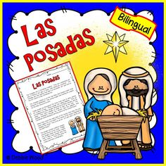 Las Posadas Reading, Vocabulary, Grammar and more.  Great for both beginning and intermediate Spanish language classes.