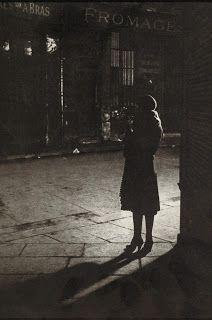 FotoLamm: Brassai y la noche en París
