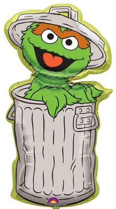 krafty nook sesame street oscar the grouch fan art svg krafty rh pinterest com Oscar Clip Art free oscar the grouch clip art