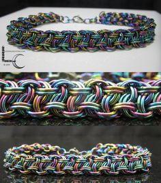 Kinged Vipera Berus Bracelet by Looner-Creations on DeviantArt