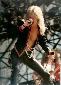 † The Crimson Idol † Metal Bands, Rock Bands, Stella Stevens, Power Metal, Death Metal, Kinds Of Music, Hard Rock, Rock N Roll, Leather Pants