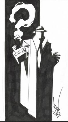 The Question, by Phil Hester