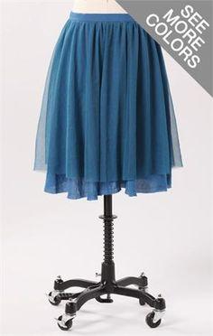 Bridesmaid skirt?