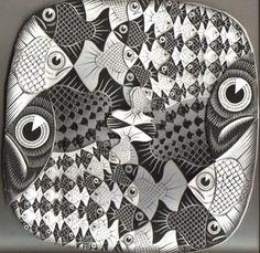 La Alhambra, Escher y los movimientos en el plano.-
