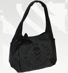 Badge Tote Bag by Sullen Clothing