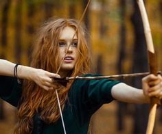 redheads images, image search, & inspiration to browse every day. Female Character Inspiration, Story Inspiration, Writing Inspiration, Book Characters, Fantasy Characters, Female Characters, Hunter Of Artemis, Fantasy Magic, Fantasy Girl