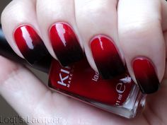 VAMPY GRADIENT...LOVE!!!