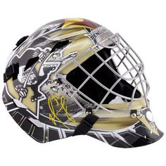 Authentic Matt Murray Pittsburgh Penguins Autographed Full Size Goalie Mask #penguins #nhl #pittsburgh