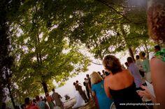 Weddings at Travis Pointe Waterfront Lake Norman NC.  http://travispointenc.com