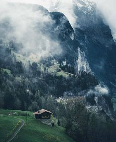 Likes, 44 Comments - Switzerland Norway Viking, Switzerland, Mount Everest, Mountains, Instagram Posts, Nature, Travel, Beautiful, Houses