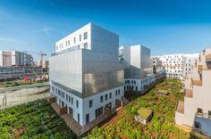 Gallery of Calberson Housing S2 / Atelier d'Architecture Brenac-Gonzalez - 24
