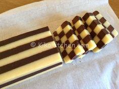 Biscotti a scacchi | Kikakitchen