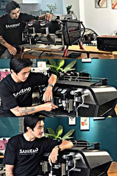 Powerful, high performance and professional coffee machines for business. Sanremo's coffee machines can guarantee customers the best quality of extracted coffee. Professional Coffee Machine, Vietnam, Opera, Coffee Machines, Good Things, Business, Opera House, Store, Business Illustration