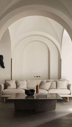 Furniture Plans, Furniture Decor, Furniture Design, Art Deco Living Room, Living Room Designs, Dream Home Design, House Design, Interior Architecture, Interior Design
