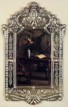Mirror Fair | venetian
