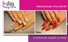 unghii ascutite rosii http://www.larybeautycenter.ro/