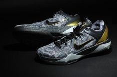 info for 53e57 10948 Noted for its scarcity, the Nike Kobe Prelude series is now on number 7  with the Kobe VII releasing on Saturday of January). The Kobe VII saw Kobe  Br