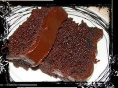 Olga's cuisine...και καλή σας όρεξη!!!: Σοκολατένιο υγρό κέικ με γλάσο Chocolate Desserts, Cake Cookies, Menu, Cooking, Recipes, Food, Chocolates, Trust, Menu Board Design