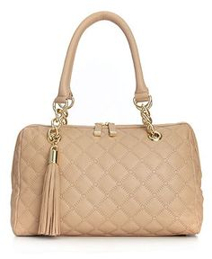 Loving this nude satchel