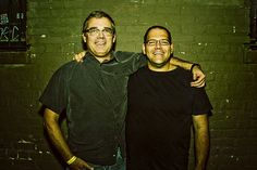 Milo & Bill of Descendents, via Flickr.