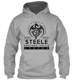 STEELE CELTIC T-SHIRT