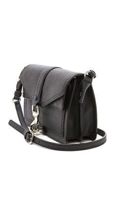 Hudson Moto Mini Bag #rebeccaMinkoff