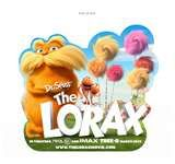 Dr Suess The Lorax in 3-D Awesome!  www.filmofilia.com