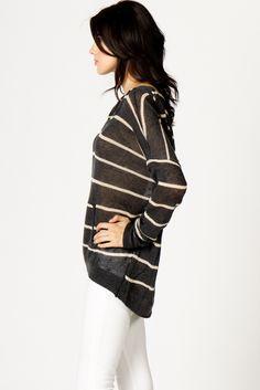 collegiate pullover sweater ++ a x thread