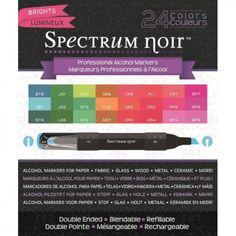 Spectrum Noir - Brights