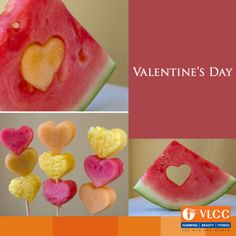 Worried that the Valentine's day will bring calories along?  Try this!