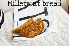 Life tastes good: Rapeakuorinen herkkuleipä hiutaleista