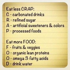 What to Eat!