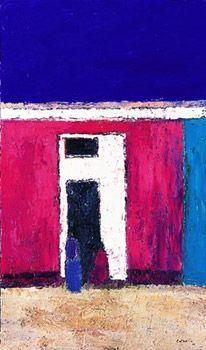 Puert de la esperanza, Cuba ⋅ 2000 — 195 × 114 cm