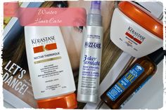 A few weeks ago I treated myself to a few new hair care products. I was looking for something to really deep treat my hair and give back some shine and lusture. What I hate most about Winter is the… Winter Hairstyles, Loreal, New Hair, Hair Care, Let It Be, Bottle, Beauty, Flask, Hair Care Tips