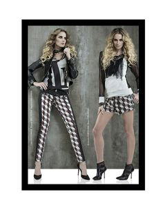 #lancaperfume #jeans #inverno #calça #shorts #geometrico eshop.lancaperfume.com.br