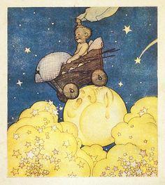 «Der kleine Häwelmann» di Theodor Storm, illustrato da Else Wenz-Viëtor