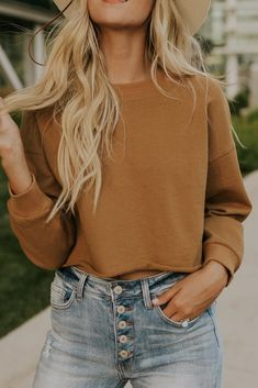Cute Fall Outfits, Fall Fashion Outfits, Outfits For Teens, Spring Outfits, Teen Spring Fashion, Casual Women's Outfits, My Fashion, Girl Outfits, Pretty Outfits