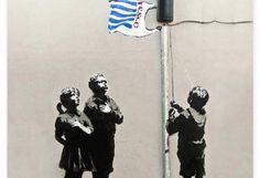 10 reasons why Banksy is amazing