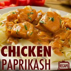 The Chew's Michael Symon made a classic winter dish from his childhood, an eastern European Chicken Paprikash recipe featuring homemade spaetzle.