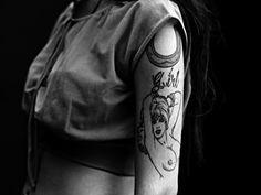 Amy Winehouse - HEDI SLIMANE ROCK DIARY