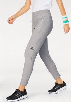 18d4edb93f1e37  OTTO  ADIDAS  Bekleidung  Hosen  Sale  Sportbekleidung  Trainingshosen   Damen  adidas  Performance  Trainingshose  WOMAN  ZNE  PK  PANT  weiß ...