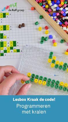 Computational Thinking, Busy Boxes, 21st Century Skills, Math For Kids, Preschool Worksheets, Stem Activities, Creative Kids, Homeschool, Coding