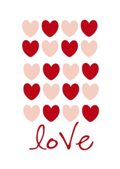 Valentine's Day is just around the corner and the easiest way to add some love into your home is to print off one of these darling Valentine's Day Printables! Print and/or pin your favorites!  Amore ABC I Love You We Heart You Be Mine You Are So Loved Love is Like Butter For Like Ever Love Love Chart Hello Love I Love You a Bushel and a Peck Truly, Madly, Deeply XOXO Hugs and Kisses Valentine Gift Tags XOXO Jar Labels Valentine's Printable Love Love Love Happy Valentine's Day Love Never ...