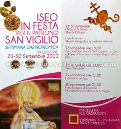 Iseo in festa http://www.panesalamina.com/2012/4488-iseo-in-festa-per-il-patrono-san-vigilio.html