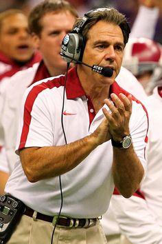 Nick Saban, #1 SEC Coach
