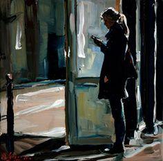 gemaltes licht  My favorite German Artist!