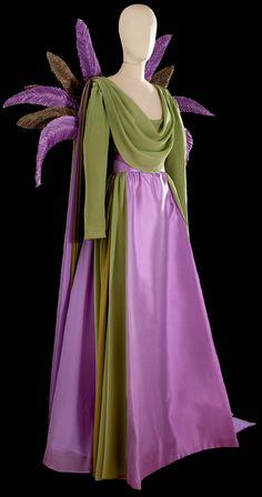 Roberto Capucci - Haute Couture - Robe de Soirée 'Sculpture' - Palmier