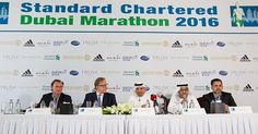 RunnersWeb   Athletics: Standard Chartered Dubai Marathon Looking To Top World Marathon Rankings